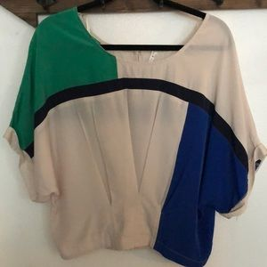 Willow & Clay Blouse